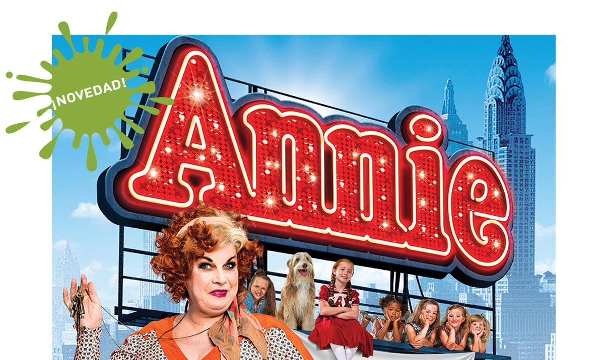 Annie per la web castellà