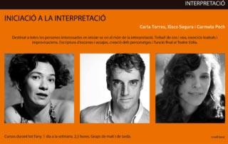 INICIACIO A LA INTERPRETACIO imatge web