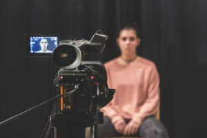 casting camera