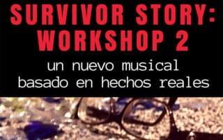 Barcelona SURVIVOR STORY 8.5x11