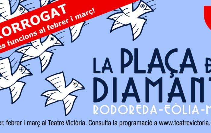 anuncio facebook PLAZA DEL DIAMANTE con info PRORROGADO web