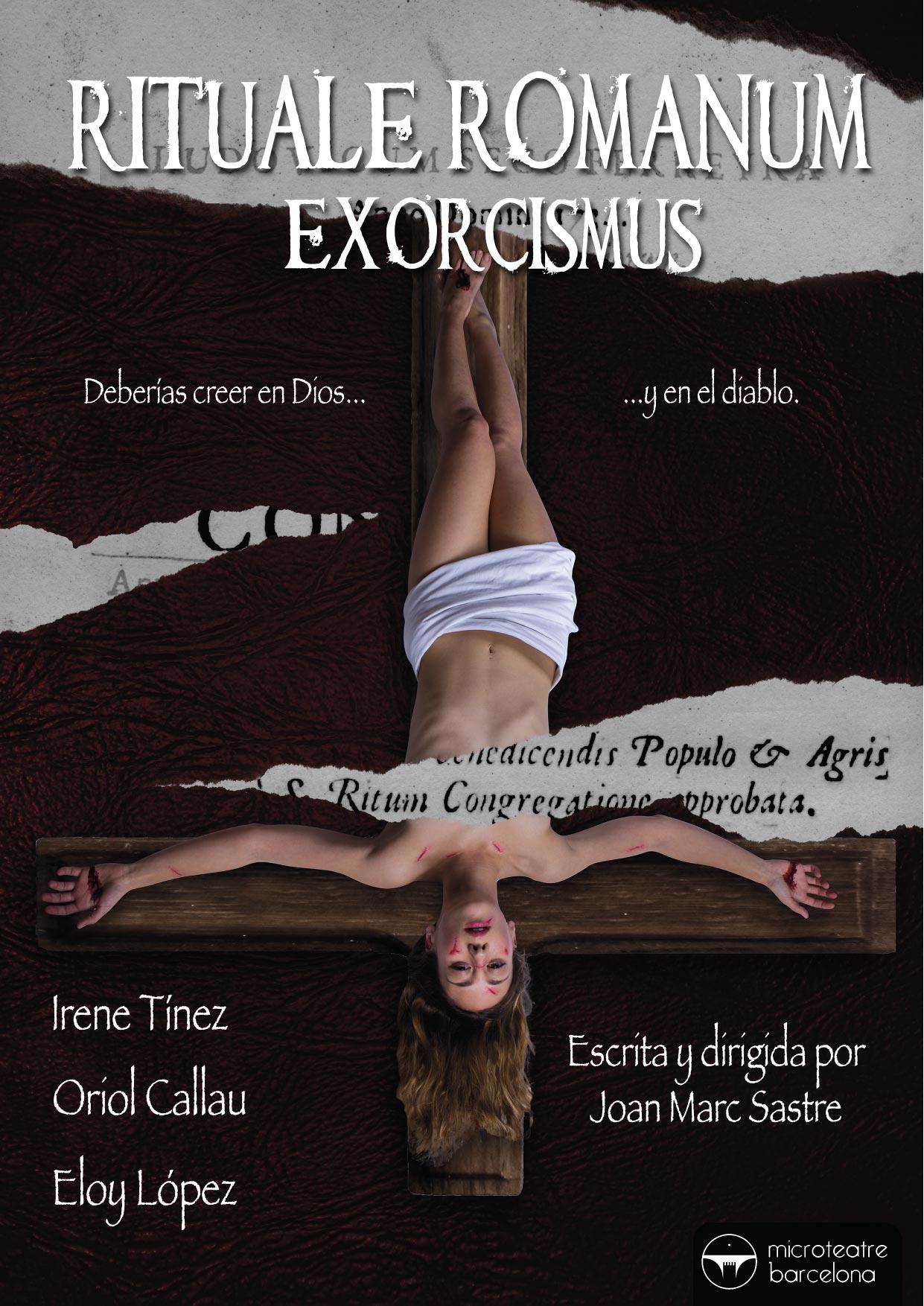Cartell Rituale Romanum Exorcismus