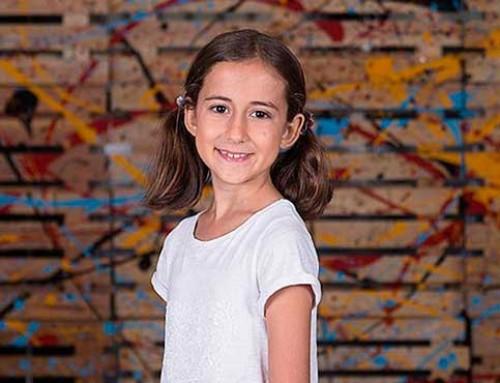 L'alumna del Planter Stella Tarradellas a Fun Home i a Com si fos ahir de Tv3.