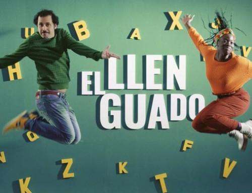 Guillem Albà i Yolanda Sey presentadors del programa El llenguado de Tv3.