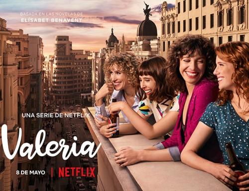 """Les exalumnes Diana Gómez i Paula Malia a la sèrie de Netflix """"Valeria"""""""