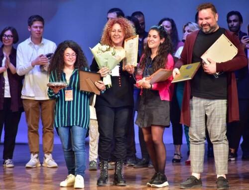 CLOWNS de Tony Casla guanyadora al Premi al Millor Espectacle al GingerFest de Tula, Rússia.
