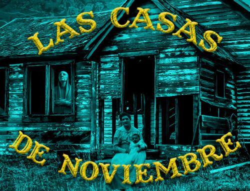 """""""Les Cases de Novembre"""", el podcast d'ElTerrat amb els alumni d'Eolia ESAD que hi han posat les veus."""